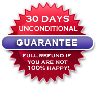 30 Days Unconditional Guarantee